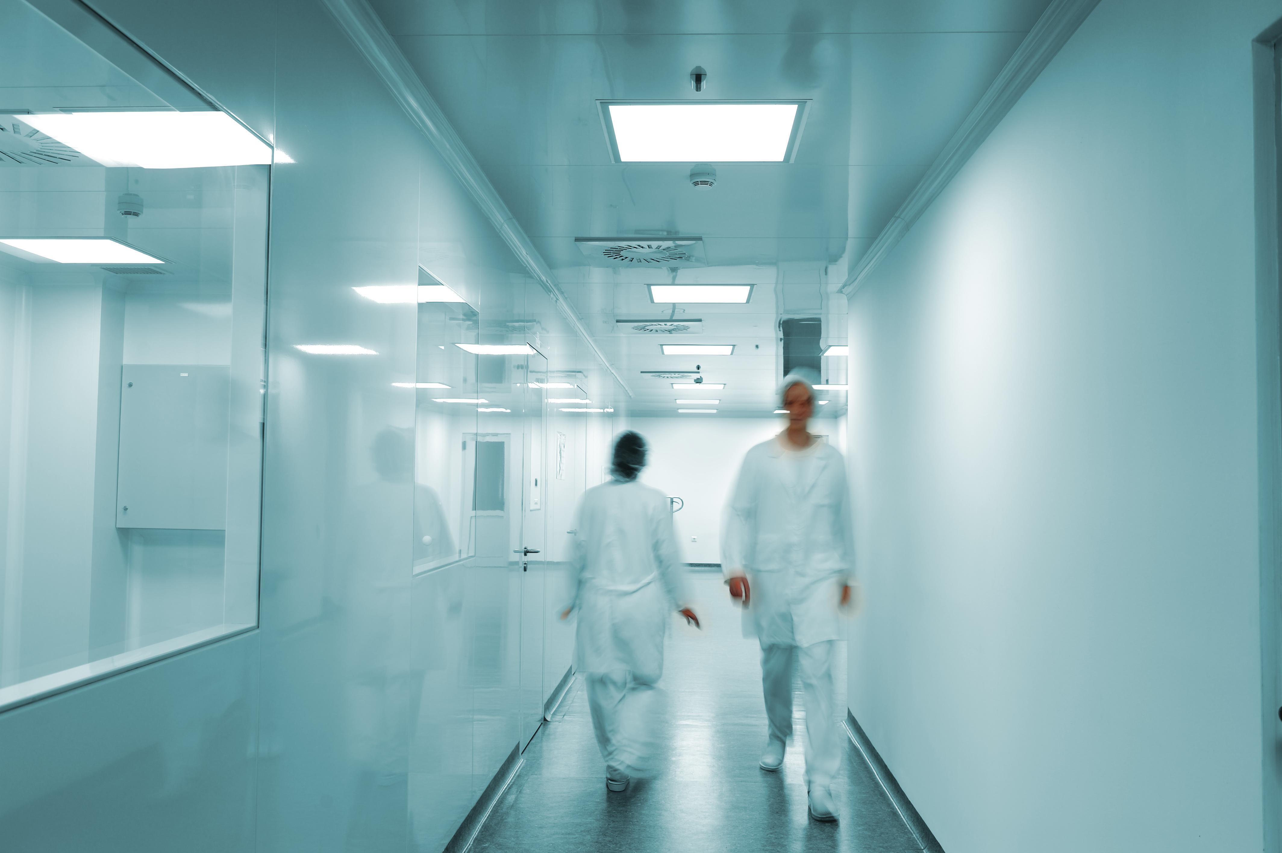 Hallway Hospital